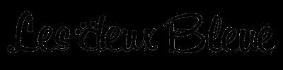 LES DEUX BLEUE(レドゥブルー)ロゴ